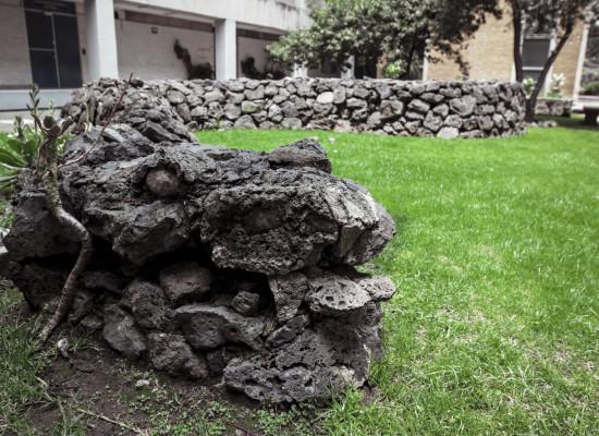 Serpiente de piedra